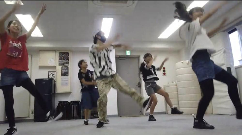 ダンス振付